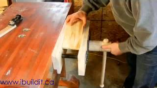 Woodworking Projects  - Making A Woodworking Vise - Easy 16000 wood working Plans