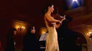 Igor Stravinsky: Suite Italienne for violin and piano (part 1/2)