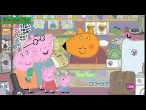 Peppa Pig - El nuevo dinosaurio de George
