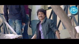 Kedi Movie - Mukul Dev, Nagarjuna Fight Scene