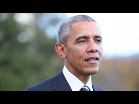 watch Take a walk with President Obama