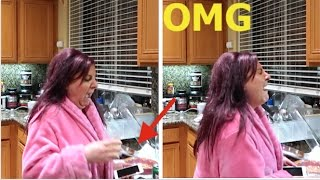 WE PRANKED MY MOM! (with FaZe RUG)