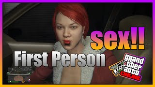 GTA 5  Xbox One First Person