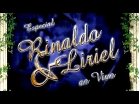 DVD Especial Rinaldo & Liriel ao vivo Show Completo