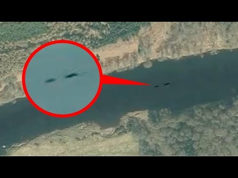Xxx Mp4 Does This Photo Show An Ancient Sea Serpent Caught On Google Earth 3gp Sex
