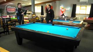 9-Ball Coaching With Karl Boyes: Cue Action and Timing