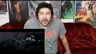 FANTASTIC FOUR OFFICIAL TRAILER REACTION & REVIEW!!!