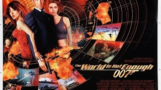 1999 - James Bond - The World is not Enough: title sequence