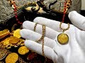 Download Video Download Spain 1 Escudo 1607 Gold and Crystal Bezel Pirate Gold Coins Treasure Jewelry Gimme the Loot 3GP MP4 FLV
