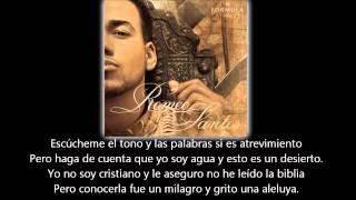 Romeo Santos - Aleluya (lyric - letra)