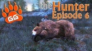 theHunter: Episode 6 - Brown Bear Meets Bow!