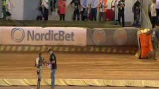 Finał Speedway Grand Prix Szwecji w Goeteborgu 2009 - przerwany