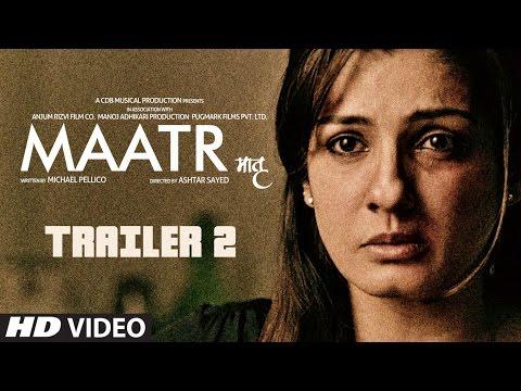 Maatr Official Trailer 2  | Ashtar Sayed | RAVEENA TANDON |  Releasing 21st April 2017