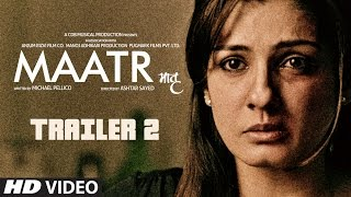 Maatr Official Trailer 2  | Ashtar Sayed | RAVEENA TANDON |  Releasing 21st April 2017