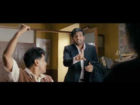 Deiva Thirumagal Tamil Movie | Santhanam Full Comedy Scenes | Vikram | Anushka Shetty