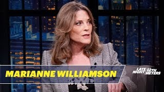 Marianne Williamson on Opioids and Reaching the 2020 Debates