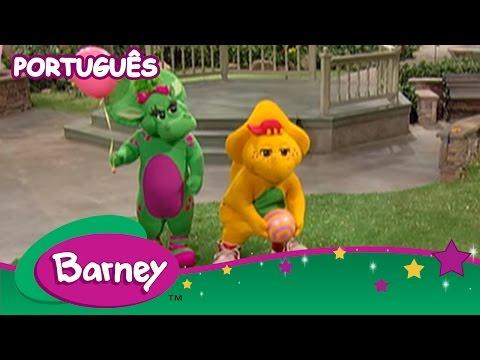 Barney Episódio completo Chefe de Fuga Barney