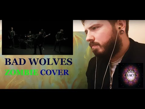 Bad Wolves - Zombie (Reaction)