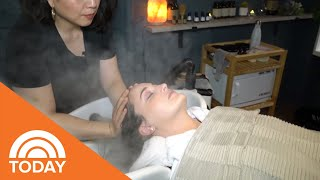 Does Your Hair Need A Facial? Head To The Head Spa! | TODAY