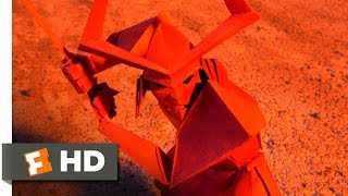 Kubo and the Two Strings (2016) - The Legend of Hanzo Scene (1/10) | Movieclips