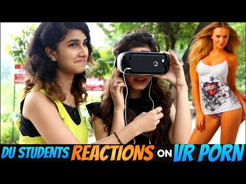 Xxx Mp4 DU Students Watches 360 Porn First Time Hilarious Reactions 3gp Sex