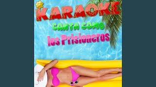 Estrechez de Corazon (Popularizado por los Prisioneros) (Karaoke Version)