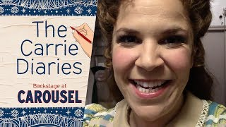 Episode 1: The Carrie Diaries: Backstage at CAROUSEL with Lindsay Mendez
