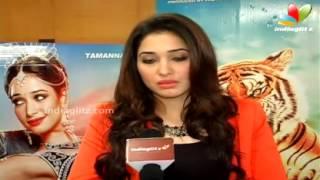 'Himmatwala' Tamanna Speaks From Heart | Bollywood Movie | Ajay Devgan, Sajid Khan, Sajid-Wajid