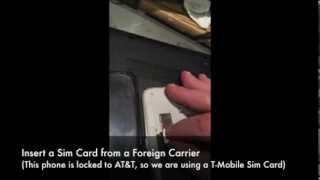 How to Unlock Samsung Galaxy Mega 6.3 i527/i527M for AT&T, Rogers, Telus, Bell