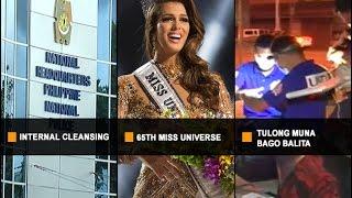 UNTV: C-News (January 30, 2017)