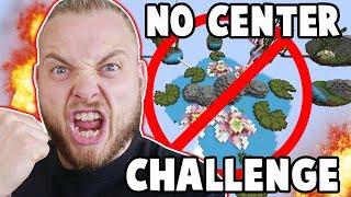 NO CENTER CHALLENGE IN BEDWARS!! W/AshDubh