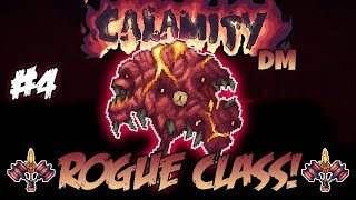 The Crimson Crusade!  Calamity Death Mode Rogue Class Let's Play ||Episode #4||