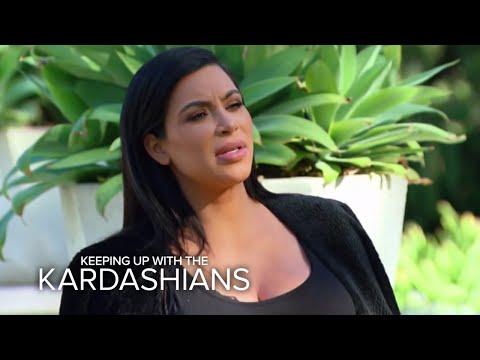 KUWTK Kim & Kourtney Kardashian Attack Kris With Water Balloons E