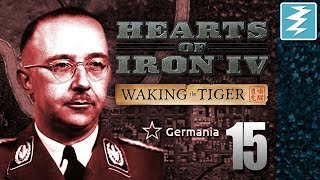 BIGGEST FAIL YET [15] Hearts of Iron IV - Waking The Tiger DLC