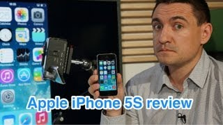 REVIEW - Apple iPhone 5S (www.buhnici.ro)