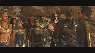 Injustice 2 - Full Movie (All Cutscenes) & Secret Endings (SUBTITLES) [1080p 60FPS HD]