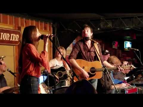 Mo Pitney & wife Emily STORMS NEVER LAST The Station Inn Nashville TN February 19 2019