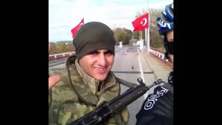 Turkey/Greece border