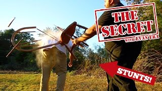5 SECRETS of Hollywood Movie Stunts | The Secret