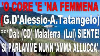 Gigi D'Alessio ft. Anna Tatangelo - O core e na femmena (Karaoke)