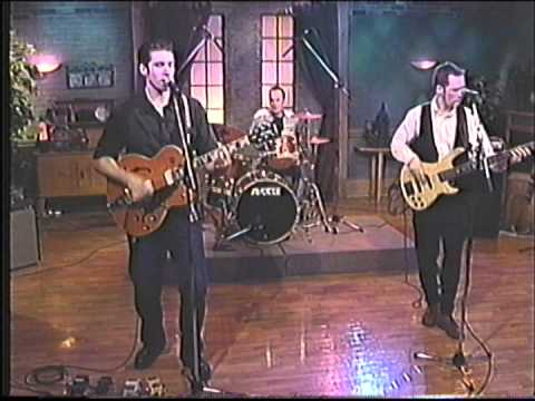 Jeff Getty Band   Rogers TV 1