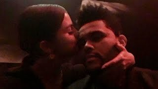 Selena Gomez | Snapchat Videos | 2017 | ft The Weeknd & David Henrie