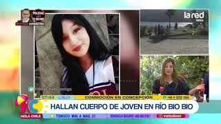 Hallan cuerpo de joven mujer en río Bio Bío que era buscada en Concepción
