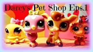 LPS: Darcy's Pet Shop (Eps.1)