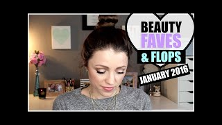 Makeup Collection - Beauty Faves & Flops | January 2016