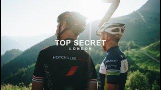 TOP SECRET CYCLING PROJECT.