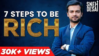 Intro | 7 Steps to be Rich | Promo