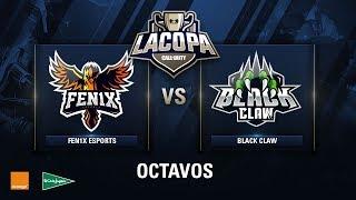 FEN1X ESPORTS vs BLACK CLAW - Octavos de Final - Copa CoD - #CoDpaOctavos