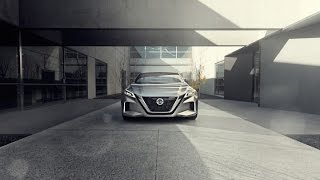 Download Nissan unveils Vmotion 2.0 at 2017 North American International Auto Show 3Gp Mp4