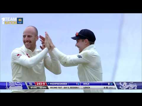 Xxx Mp4 Day 5 Highlights England Tour Of Sri Lanka 2018 2nd Test At Pallekele 3gp Sex